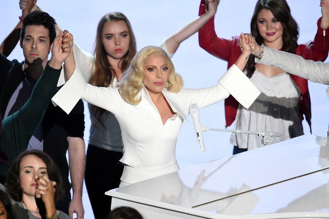 oscars-2016-Lady-Gaga-getty-AFP - Bildquelle: getty-AFP