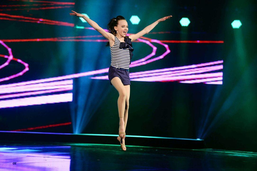 Got-To-Dance-Arianna-Adler-05-SAT1-ProSieben-Willi-Weber - Bildquelle: SAT.1/ProSieben/Willi Weber