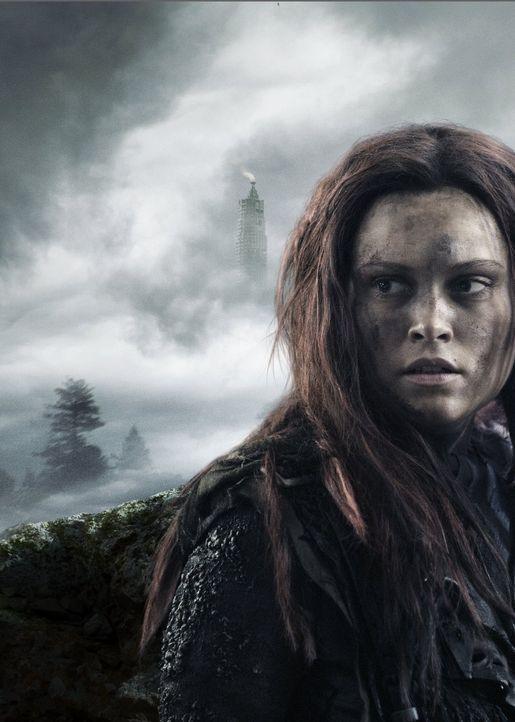 (3. Staffel) - Clarke (Eliza Taylor) flieht vor den Groundern, nicht ahnend, dass Lexa ihr einen Vorschlag machen will, der alles verändern könnte .... - Bildquelle: 2014 Warner Brothers