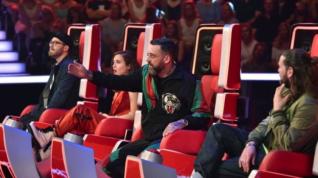 The Voice Of Germany 2019 Coaches