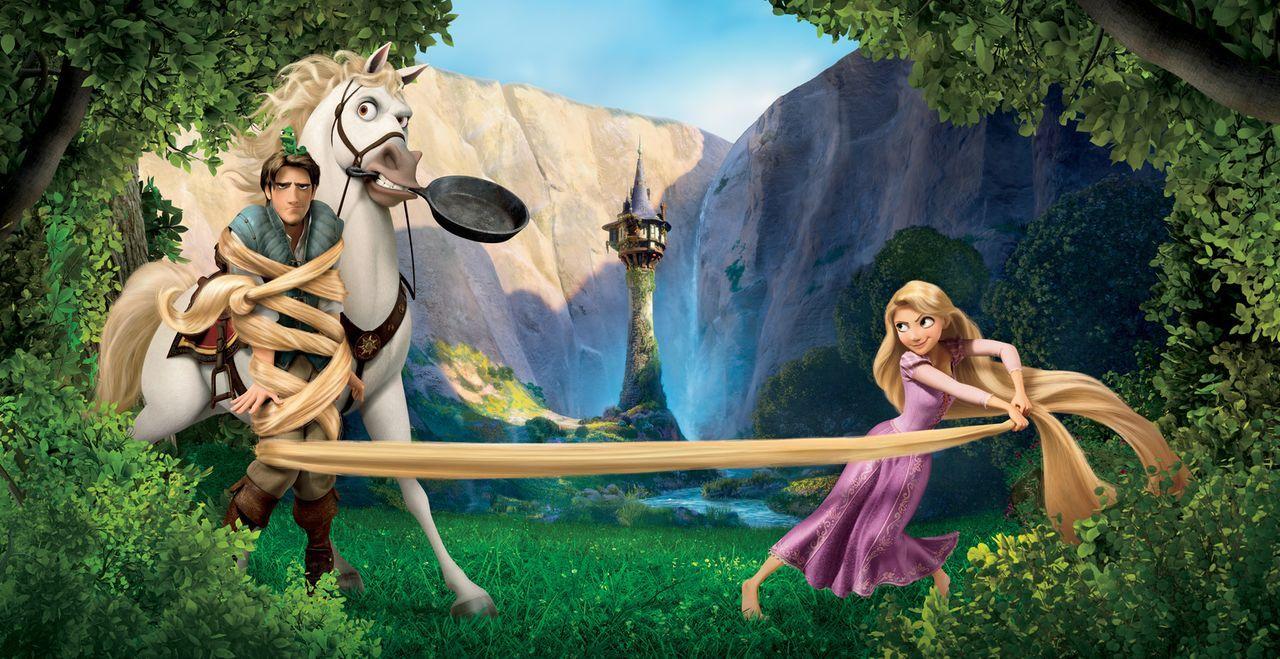 RAPUNZEL - NEU VERFÖHNT - Artwork - Bildquelle: Disney.  All rights reserved
