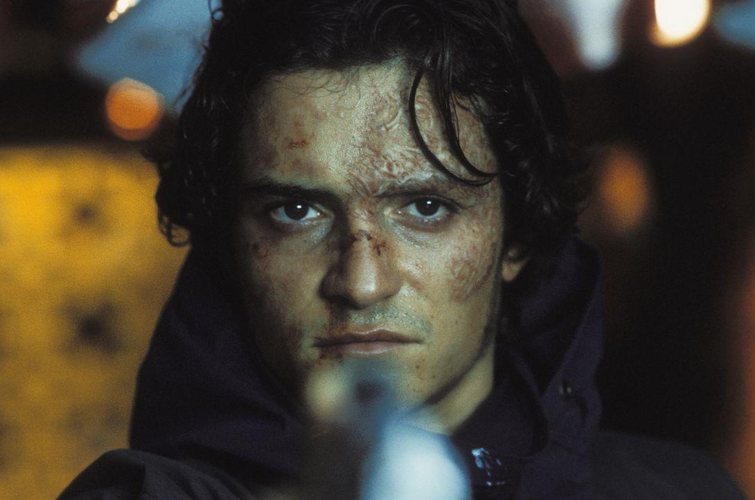 Da, wo bei Shy (Orlando Bloom) einmal Liebe war, macht sich langsam aber sicher Wut, Hass und Enttäuschung breit. Eine tödliche Mischung ... - Bildquelle: Syndicate Films