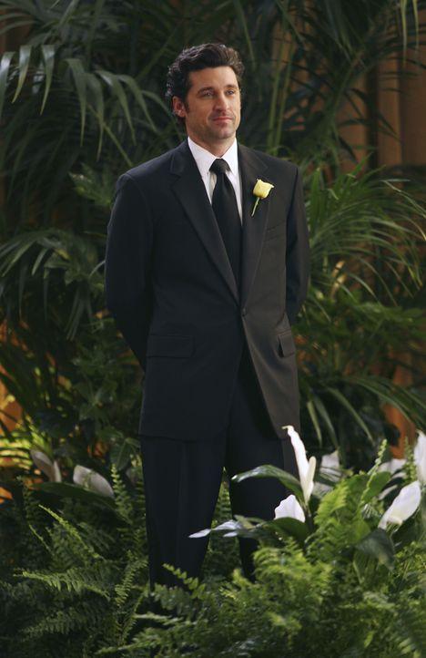 Derek (Patrick Dempsey) ahnt, dass Meredith keine gute Nachricht für ihn hat ... - Bildquelle: Karen Neal Touchstone Television