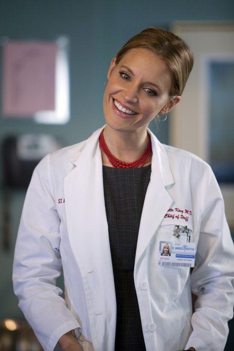 Versucht alles, um ihre Patienten zu retten: Charlotte (KaDee Strickland) ... - Bildquelle: ABC Studios