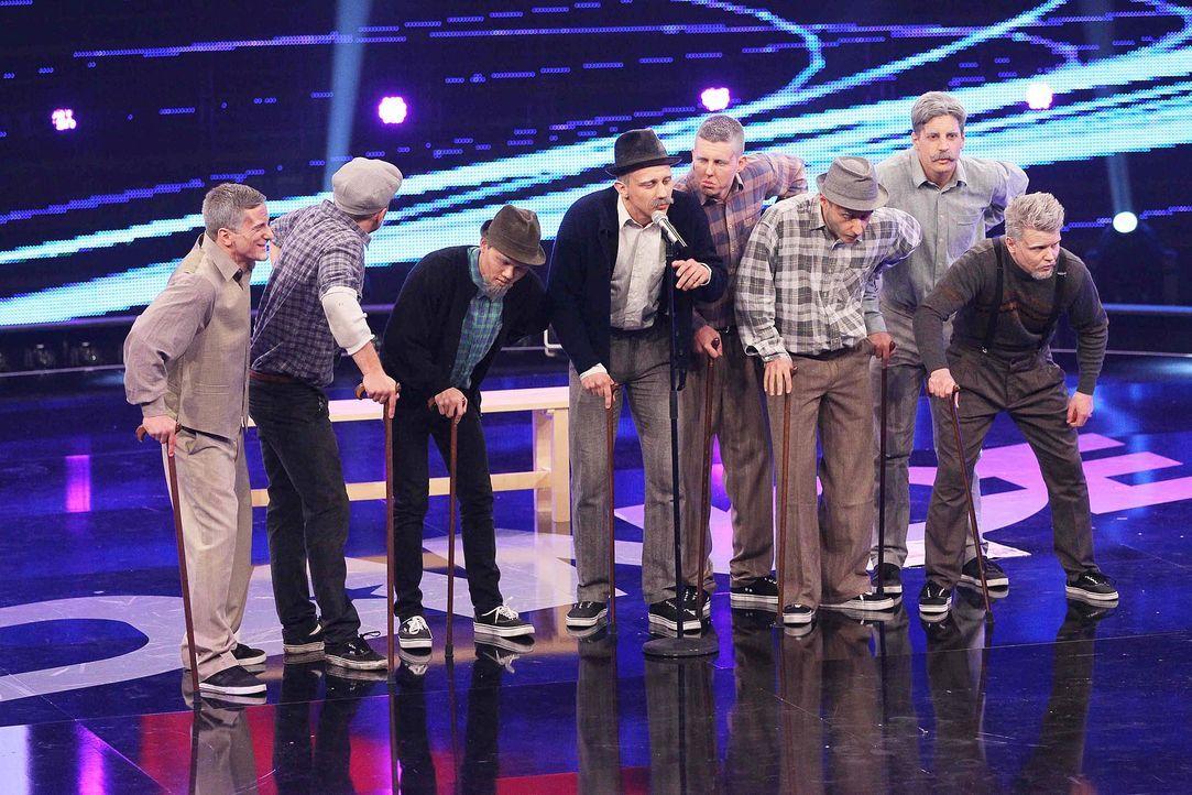 Got-To-Dance-DMA-Crew-02-SAT1-ProSieben-Guido-Engels-TEASER - Bildquelle: SAT.1/ProSieben/Guido Engels