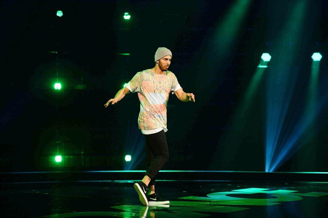 Got-To-Dance-Dayan-Raheem-01-SAT1-ProSieben-Willi-Weber - Bildquelle: SAT.1/ProSieben/Willi Weber