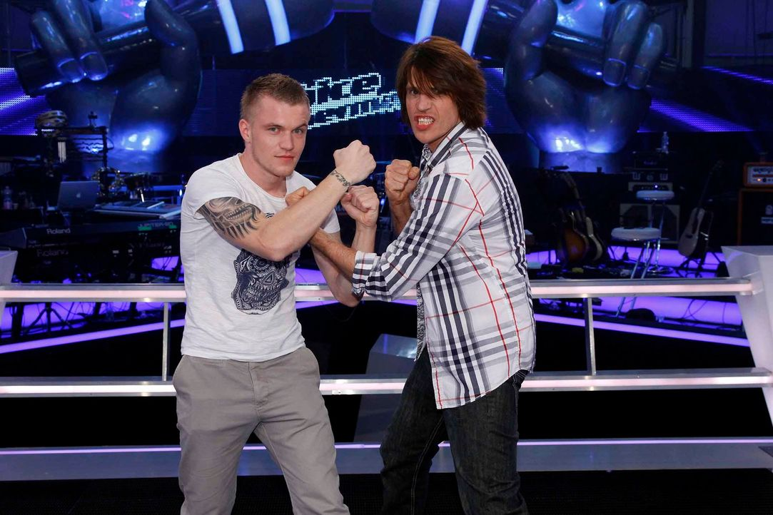 battle-michel-vs-sascha-l-02-the-voice-of-germany-huebnerjpg 2160 x 1440 - Bildquelle: SAT.1/ProSieben/Richard Hübner
