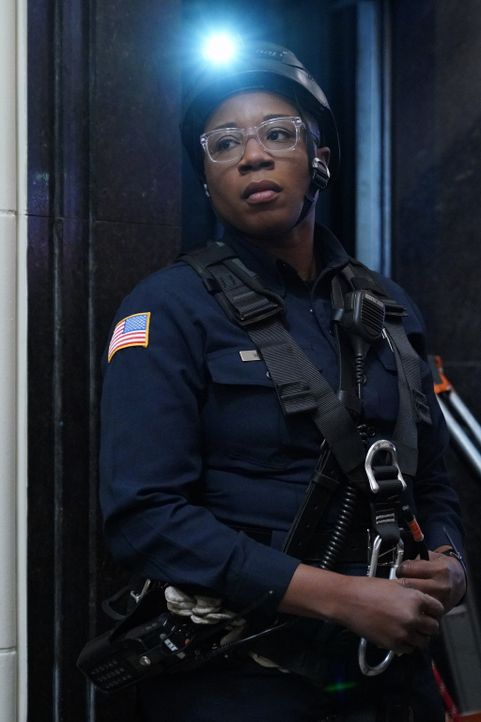 Werden die Probleme in ihrem Privatleben einen Einfluss auf Hens (Aisha Hinds) Job haben? - Bildquelle: 2018 Fox and its related entities.  All rights reserved.