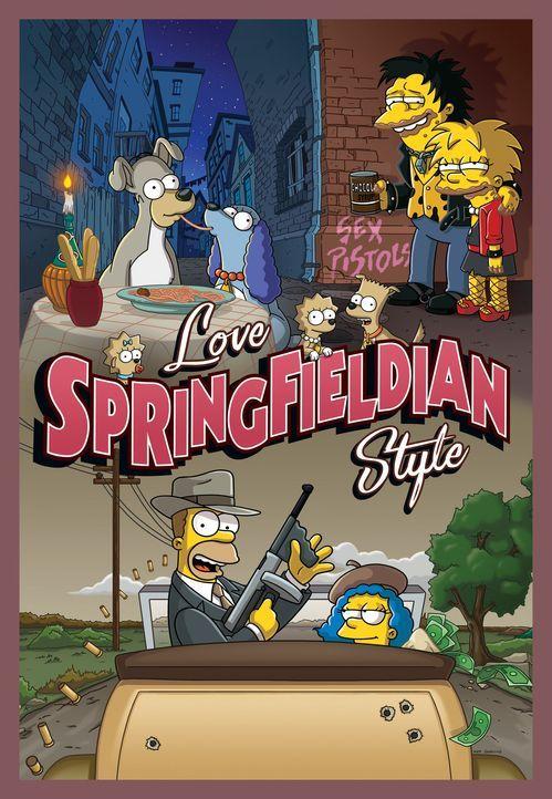 Love, Springfieldian Stlye - Bildquelle: und TM Twentieth Century Fox Film Corporation - Alle Rechte vorbehalten