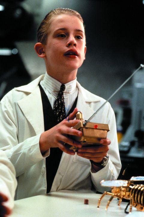 Richie Rich (Macaulay Culkin) ist der Sohn eines mehrfachen Milliardärs. Durch das Vermögen seiner Eltern lebt Richie im Luxus - aber ihm fehlen e... - Bildquelle: 1994 Warner Bros.