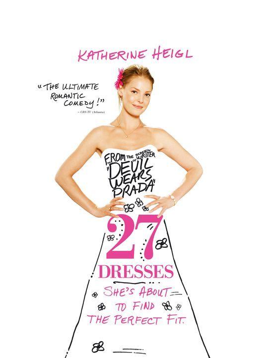 27 Dresses - Artwork - Bildquelle: Twentieth Century Fox Film Corporation
