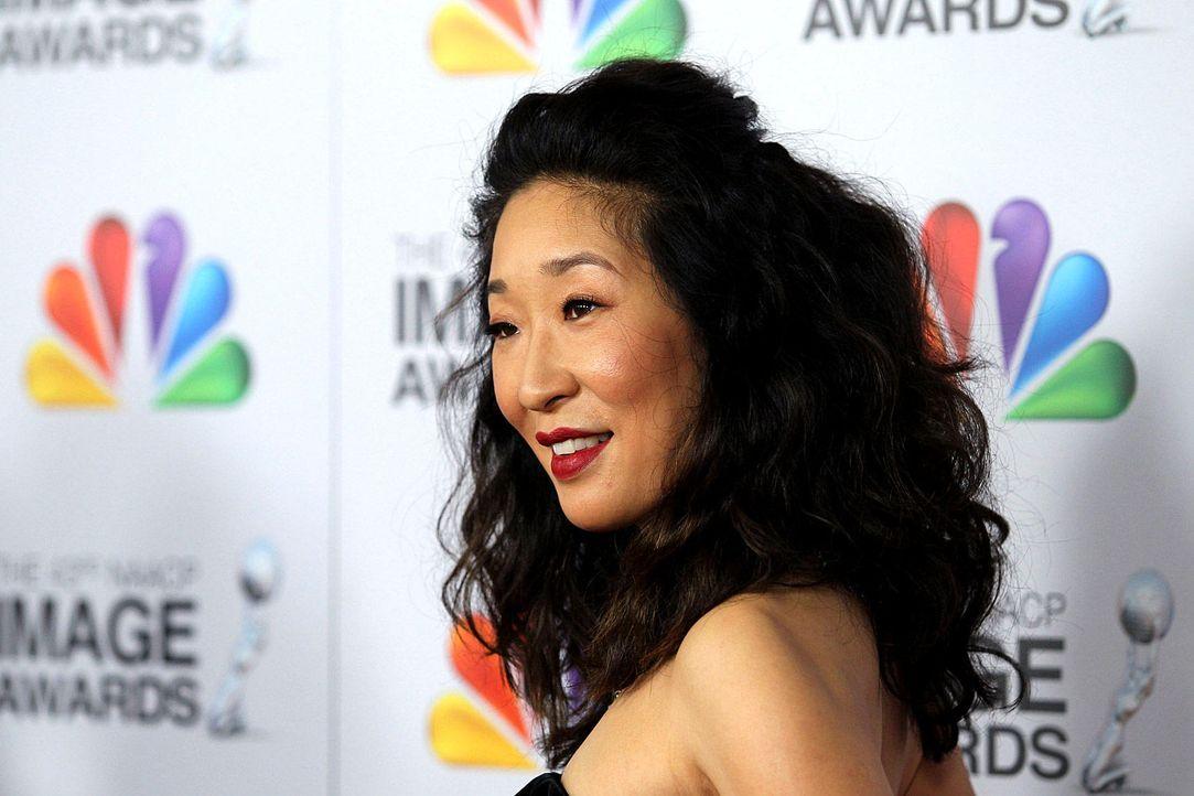 Grey's Anatomy - Darsteller: Cristina (Sandra Oh) 1700 x 1133 - Bildquelle: getty-AFP