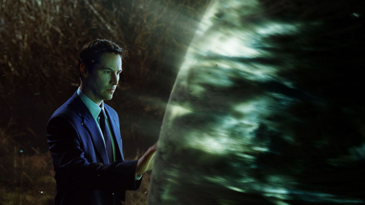 Klaatu (Keanu Reeves) - Bildquelle: 2008 Twentieth Century Fox Film Corporation. All rights reserved.
