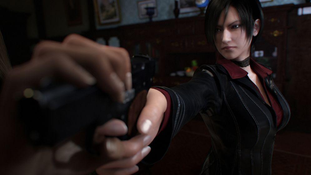 Resident Evil: Damnation - Bildquelle: 2012 Capcom Co., Ltd. and Resident Evil CG2 Film Partners. All Rights Reserved.