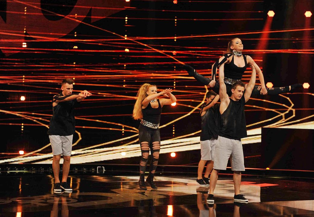 Got-To-Dance-Varied-Experience-01-SAT1-ProSieben-Willi-Weber - Bildquelle: SAT.1/ProSieben/Willi Weber