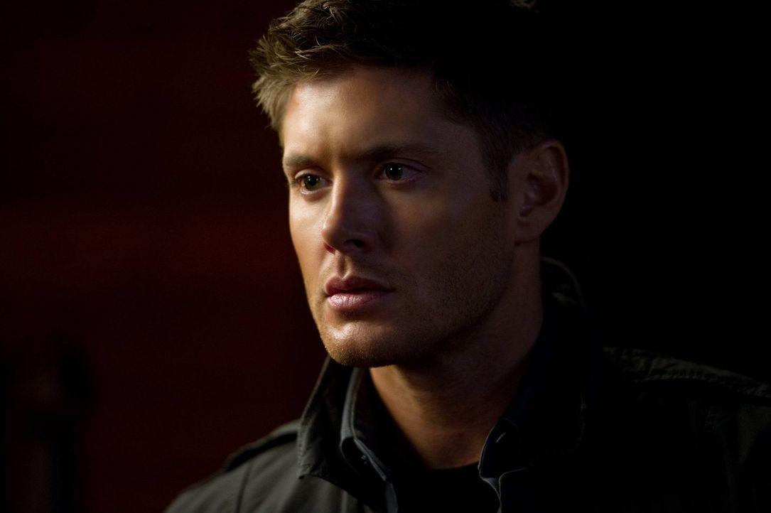 Dean (Jensen Ackles) ist sich sicher, wie seine Zukunft aussehen wird ... - Bildquelle: Warner Bros. Television
