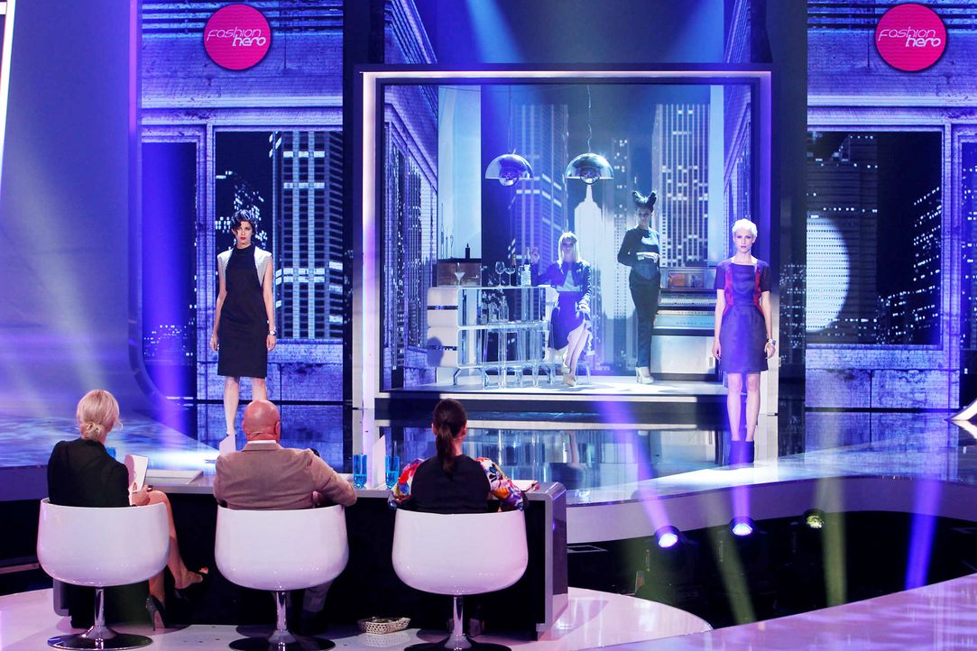 Fashion-Hero-Epi04-Show-80-Pro7-Richard-Huebner - Bildquelle: Pro7 / Richard Hübner