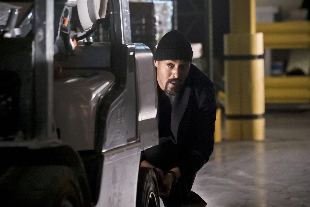 Barry, Iris und Cisco haben einige Probleme mit einem neuen Meta-Wesen, während Joe (Jesse L. Martin) von seinem Sohn bezüglich Flash in die Enge ge... - Bildquelle: Warner Bros. Entertainment, Inc.