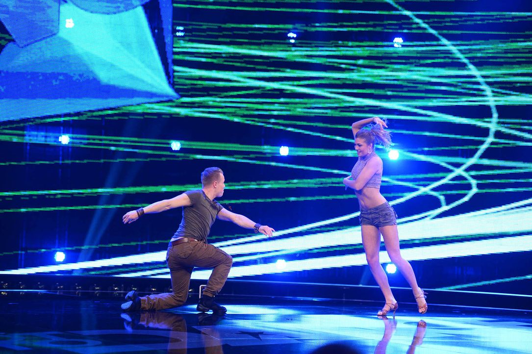 Got-To-Dance-Kim-Alex-03-SAT1-ProSieben-Willi-Weber - Bildquelle: SAT.1/ProSieben/Willi Weber