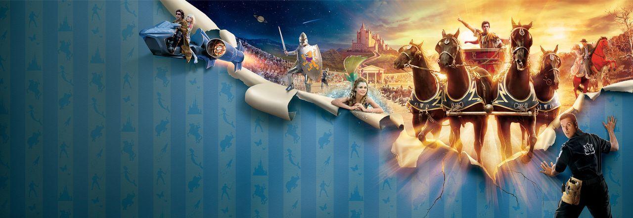 BEDTIME STORIES - Artwork - Bildquelle: Disney