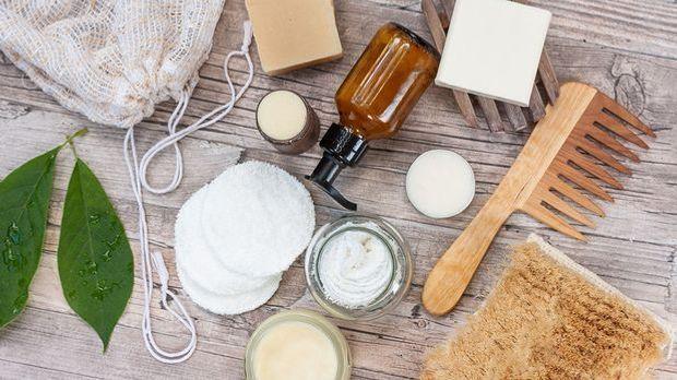Nachhaltige Naturkosmetik Produkte