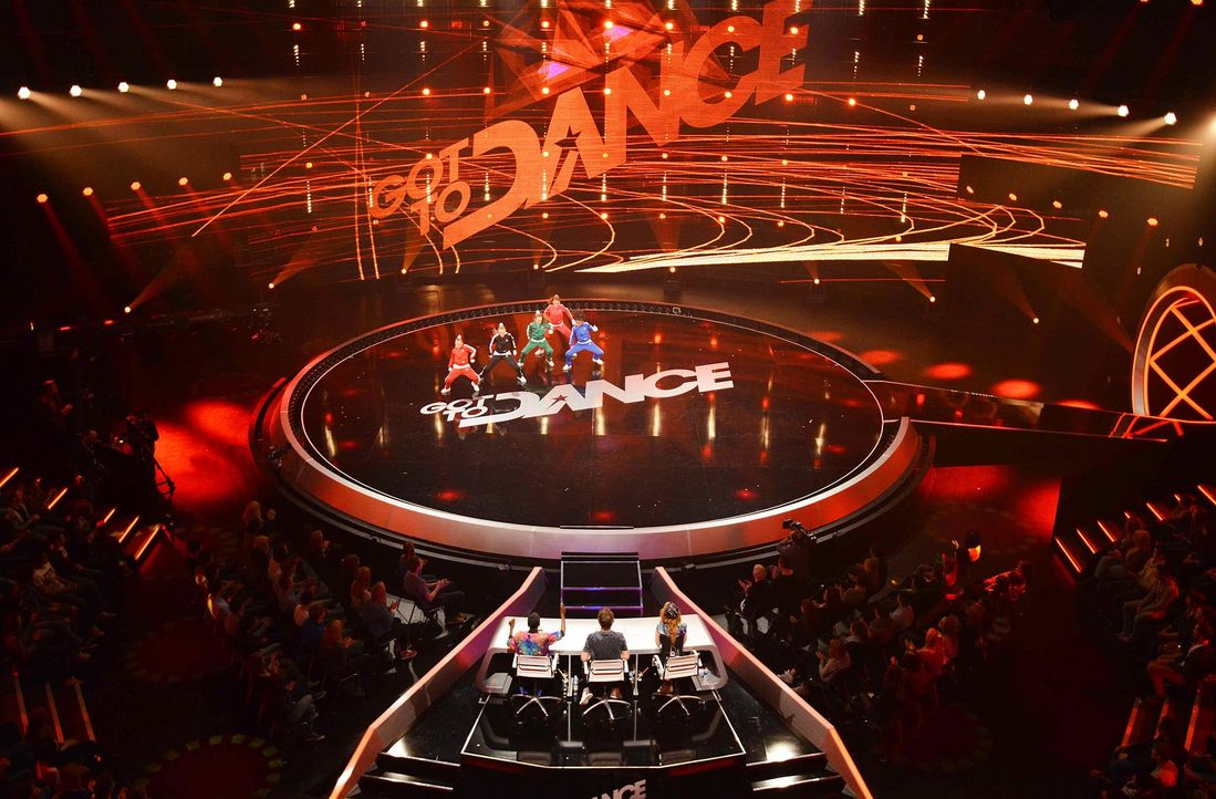 Got-To-Dance-Move4fun-07-SAT1-ProSieben-Willi-Weber - Bildquelle: SAT.1/ProSieben/Willi Weber