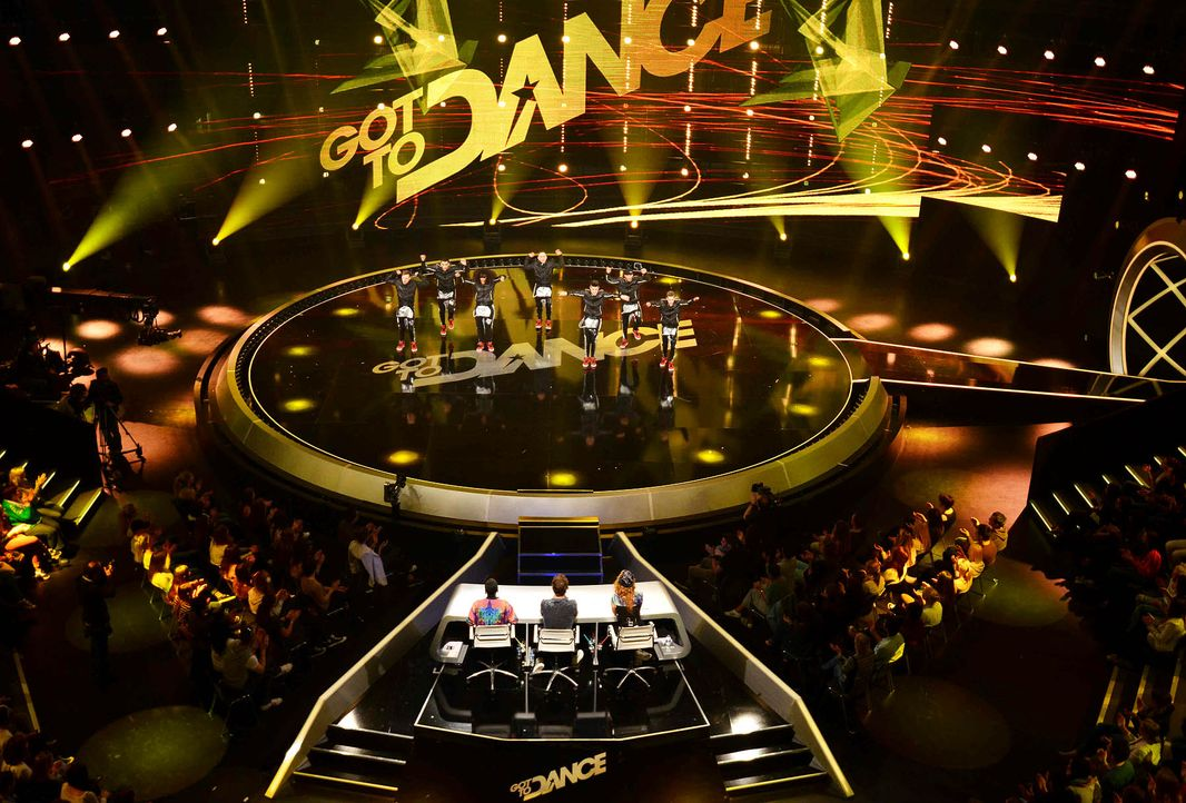 Got-To-Dance-2MAD-14-SAT1-ProSieben-Willi-Weber - Bildquelle: SAT.1/ProSieben/Willi Weber