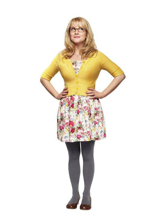 (10. Staffel) - Ein fester Bestandteil der Clique: Bernadette (Melissa Rauch) ... - Bildquelle: Warner Bros. Television