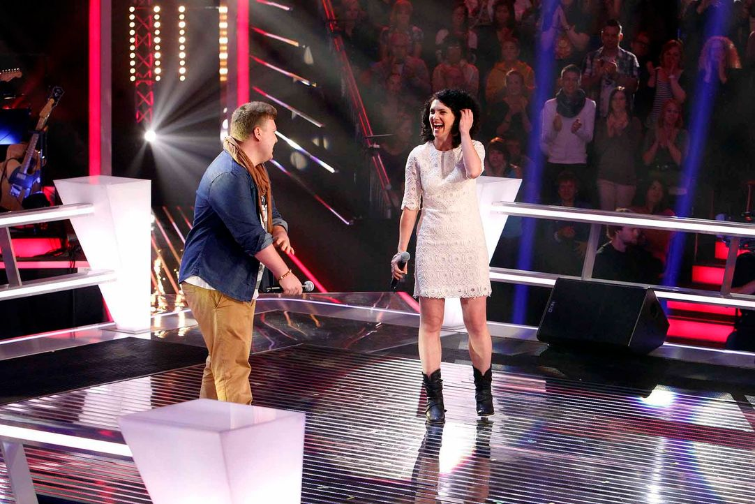 battle-michael-h-hannah-06-the-voice-of-germany-huebnerjpg 1775 x 1184 - Bildquelle: SAT.1/ProSieben/Richard Hübner