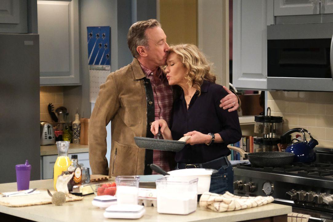 Mike Baxter (Tim Allen, l.); Vanessa Baxter (Nancy Travis, r.) - Bildquelle: Patrick Wymore 2020 Fox Media LLC. / Patrick Wymore