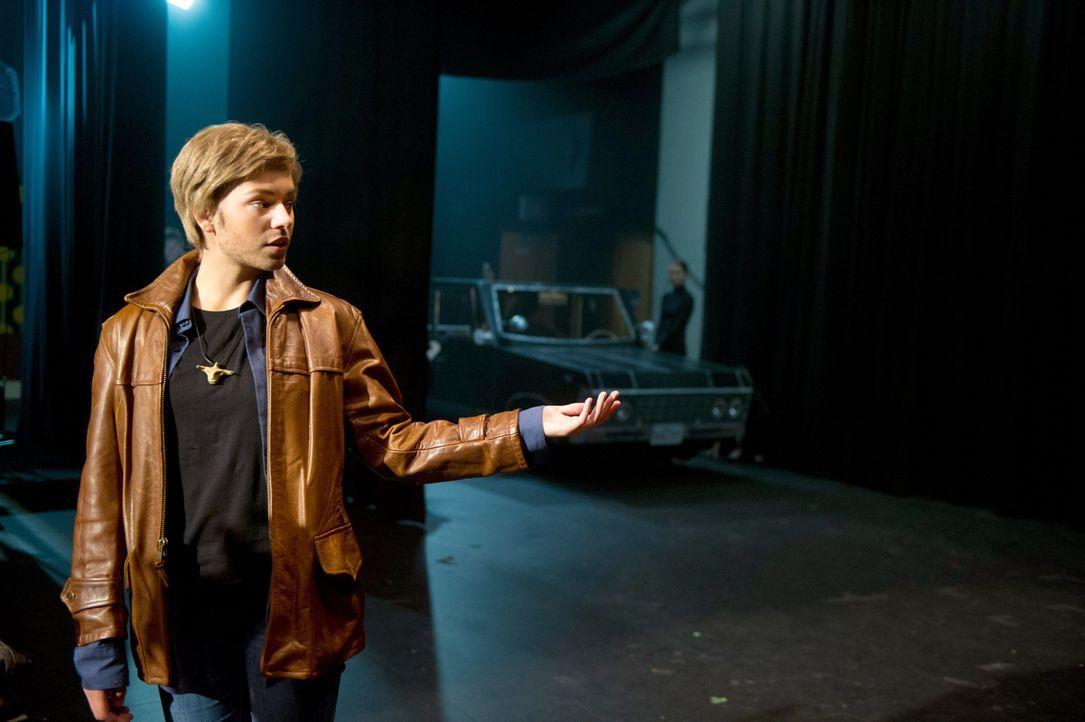 Noch ahnt Siobhan (Alyssa Lynch) nicht, dass sie in ihrer Rolle als Dean Winchester dem Übernatürlichen wirklich gefährlich nahe kommen wird ... - Bildquelle: 2016 Warner Brothers