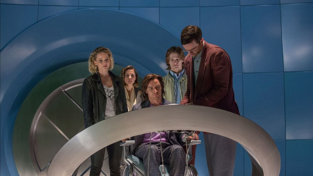 X-Men: Apocalypse - Bildquelle: Alan Markfield 2016 Twentieth Century Fox Film Corporation.  All rights reserved.  MARVEL TM &   2016 MARVEL & Subs.