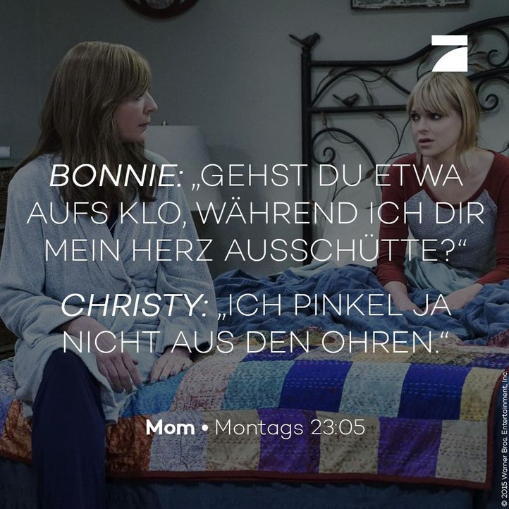 Bonnie und Christy - Staffel 3 Episode 15 - Bildquelle: 2016 Warner Bros. Entertainment, Inc.
