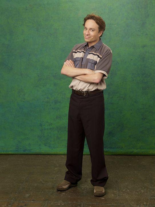 (2. Staffel) - Familienfreund Bob (Chris Kattan) wird öfter mal in das Chaos der Hecks mit hineingezogen ... - Bildquelle: Warner Brothers