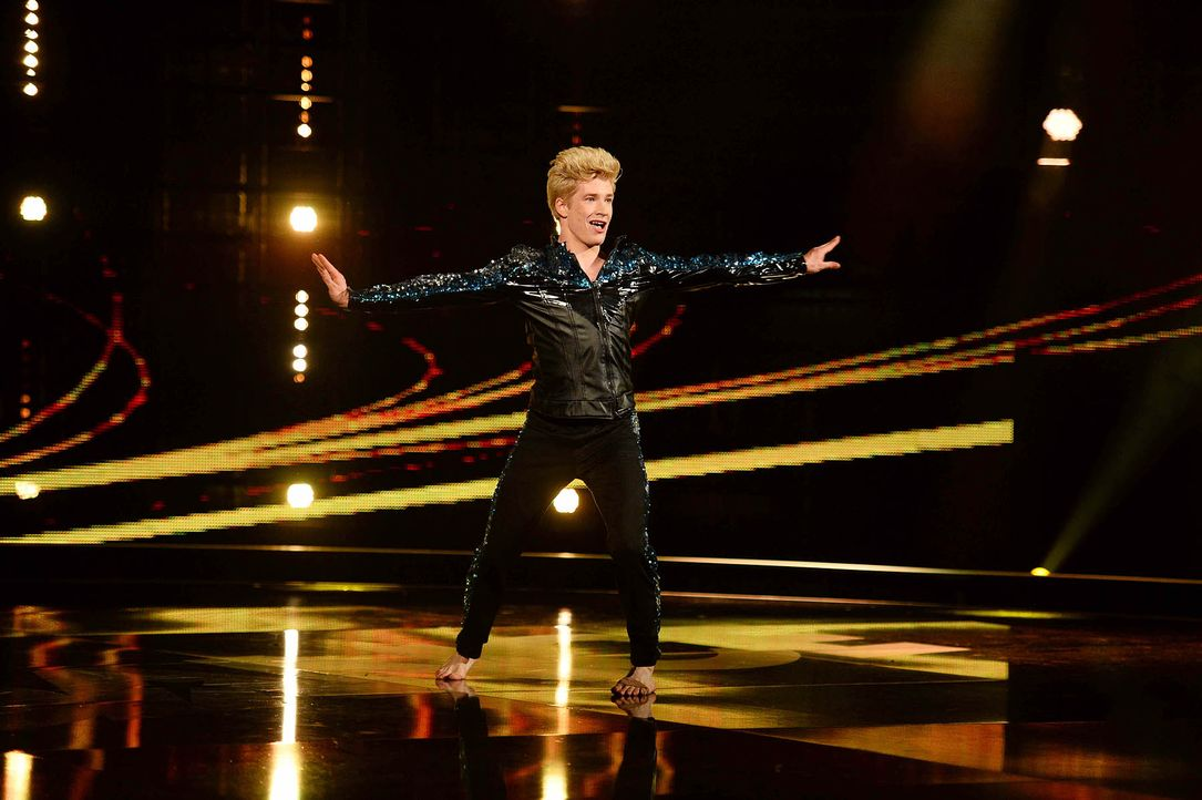 Got-To-Dance-Florian-Cramer-02-SAT1-ProSieben-Willi-Weber - Bildquelle: SAT.1/ProSieben/Willi Weber