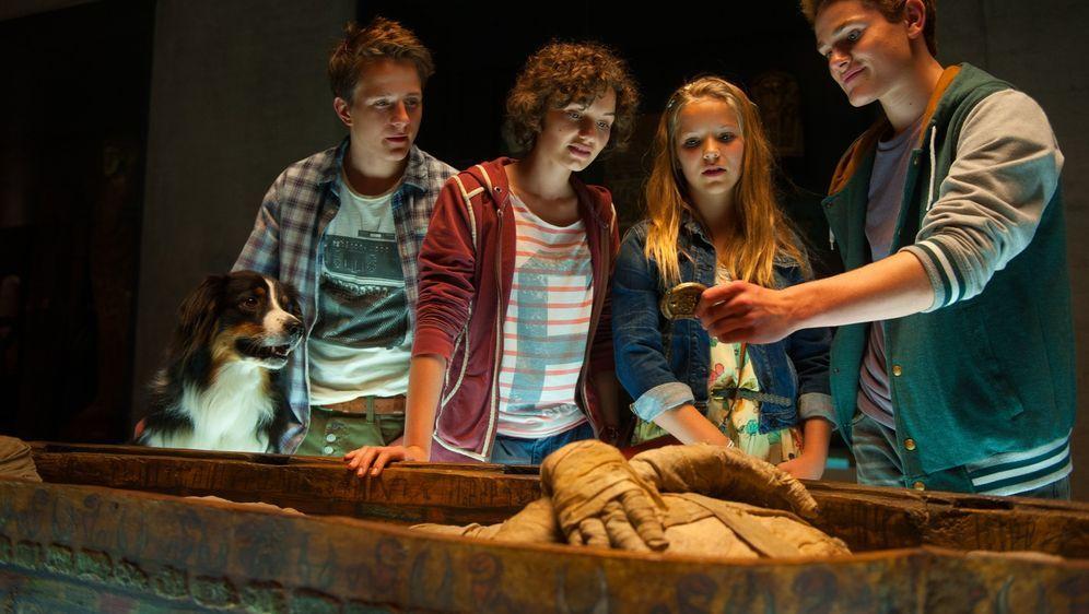Fünf Freunde 4 - Bildquelle: 2014 Constantin Film Verleih GmbH.