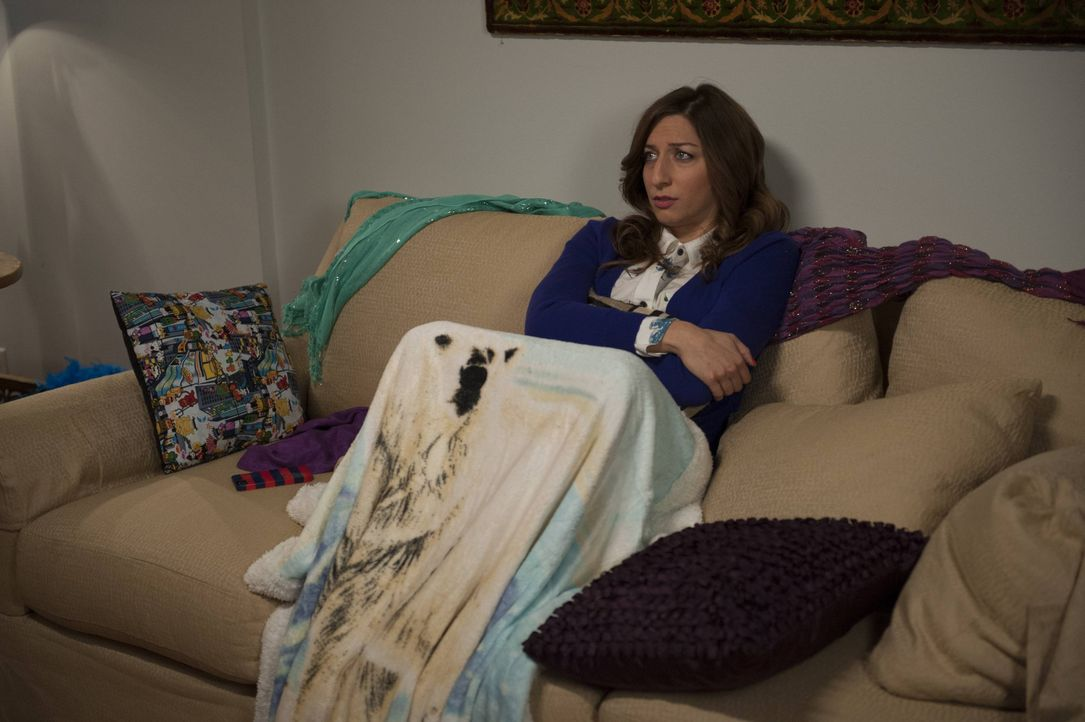 Gina Linetti (Chelsea Peretti) - Bildquelle: Colleen Hayes 2013 NBC Studios LLC. All Rights Reserved. / Colleen Hayes