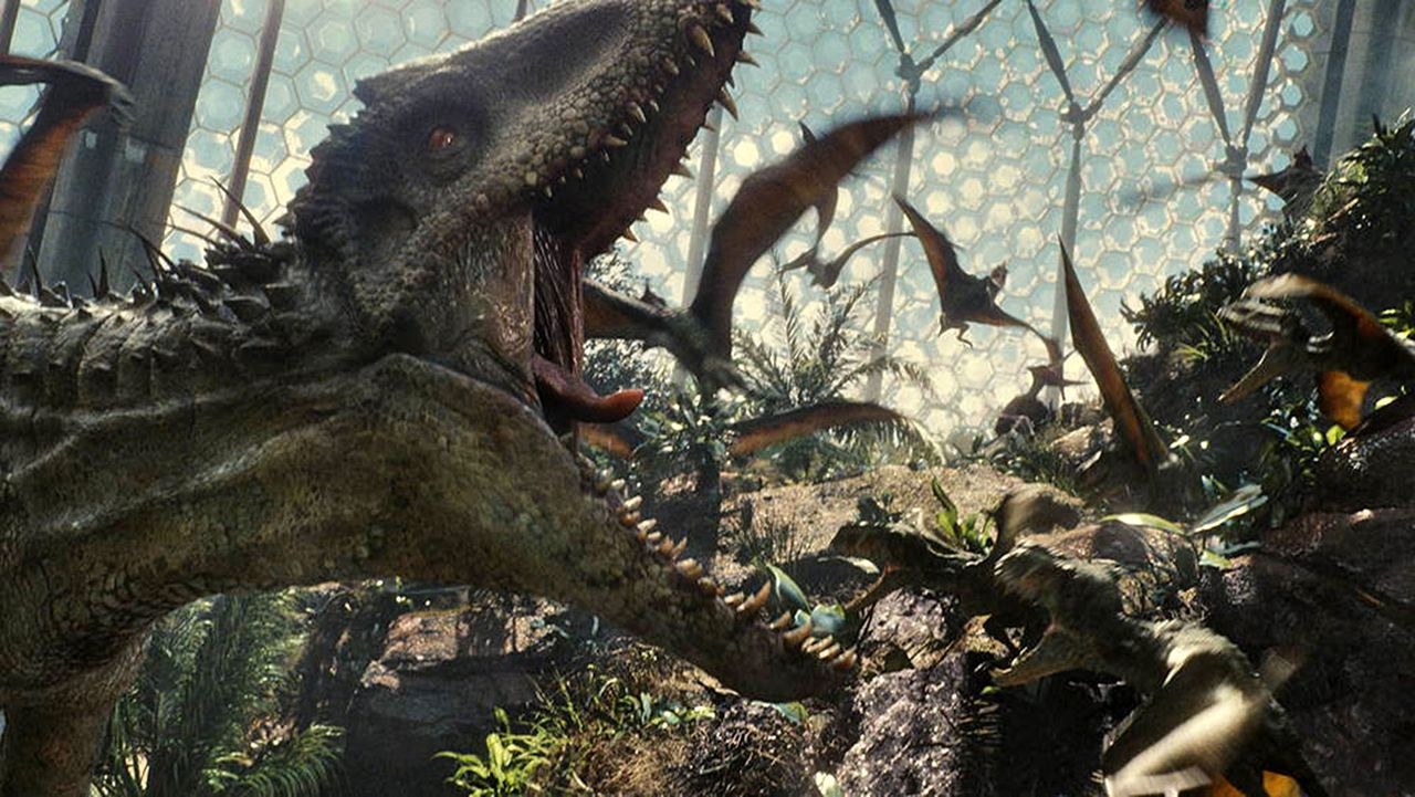 Jurassic-World-3D-12-Universal-Pictures-and-Amblin-Entertainment - Bildquelle: Universal Pictures and Amblin Entertainment