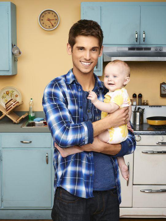 (1. Staffel) - Ein Baby - viele Probleme: Ben (Jean-Luc Bilodeau) ... - Bildquelle: Andrew Eccles ABC Family
