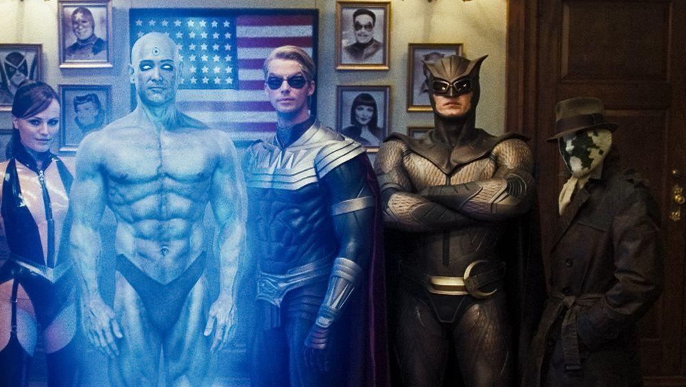 Watchmen - Die Wächter - Bildquelle: Paramount Pictures