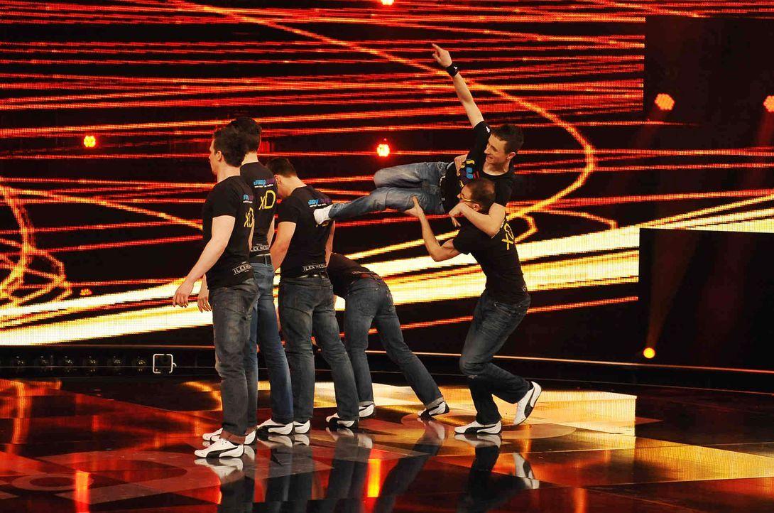 Got-To-Dance-Jump-Jump-03-SAT1-ProSieben-Willi-Weber - Bildquelle: SAT.1/ProSieben/Willi Weber