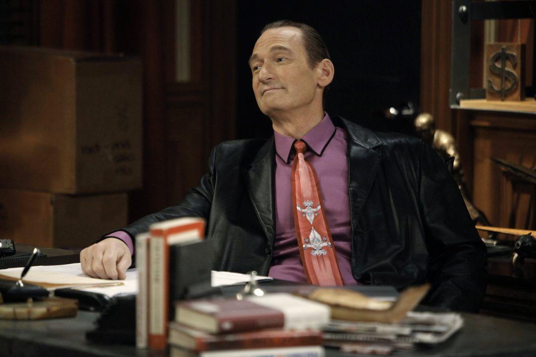 Macht Rick zum neuen Manager der Bar: Jerry (Ryan Stiles) ... - Bildquelle: Warner Bros. Television