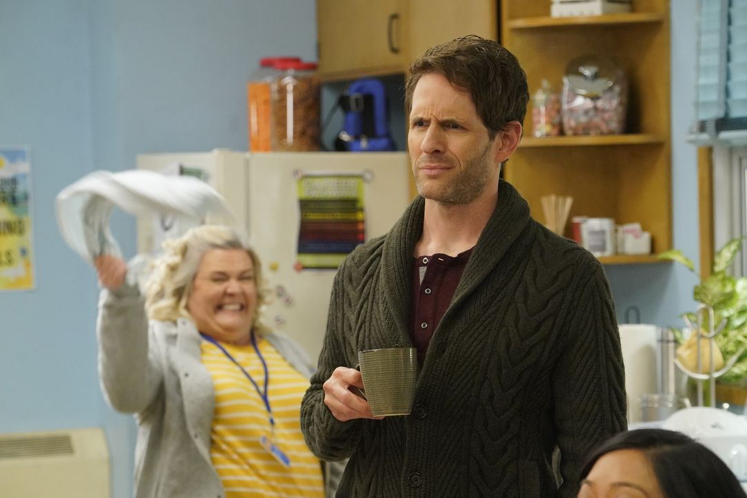 Jack Griffin (Glenn Howerton) - Bildquelle: Paul Drinkwater 2019 Universal Television LLC. ALL RIGHTS RESERVED. / Paul Drinkwater