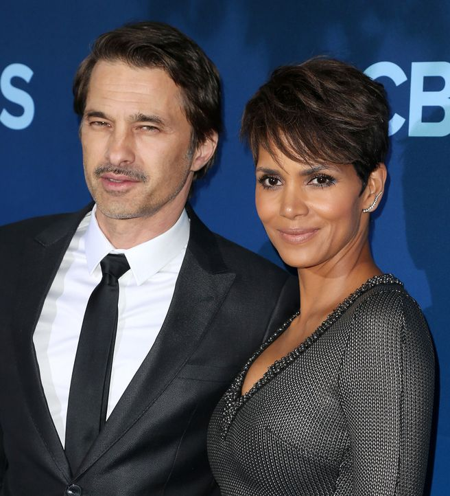 Halle-Berry-Oliver-Martinez-140616-getty-AFP - Bildquelle: getty-AFP