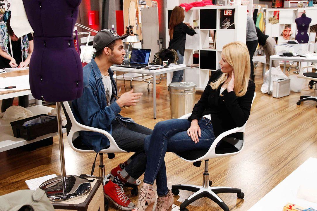 Fashion-Hero-Epi05-Atelier-09-ProSieben-Richard-Huebner-TEASER - Bildquelle: Richard Huebner