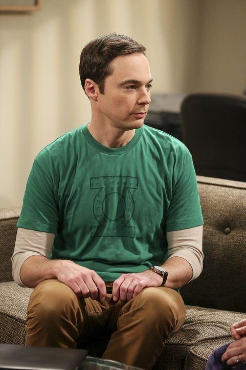 In seinem Leben warten einige Veränderungen auf Sheldon (Jim Parsons). Ob das gutgehen kann? - Bildquelle: Warner Bros. Television