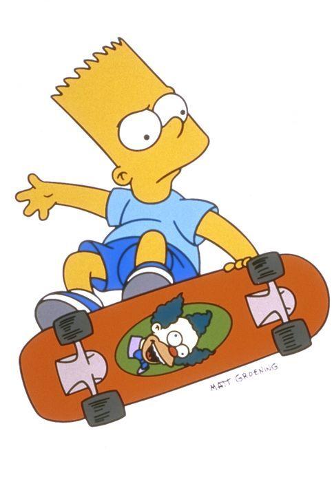 (10. Staffel) - Schrecken der Straße: Bart Simpson. - Bildquelle: und TM Twentieth Century Fox Film Corporation - Alle Rechte vorbehalten