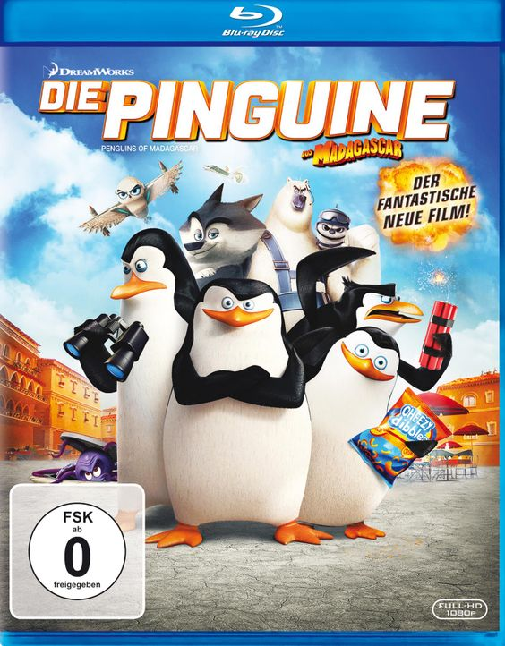 Penguins-of-Madagascar-2015Twentieth-Century-Fox-Home-Entertainment - Bildquelle: 2015 Twentieth Century Fox Home Entertainment