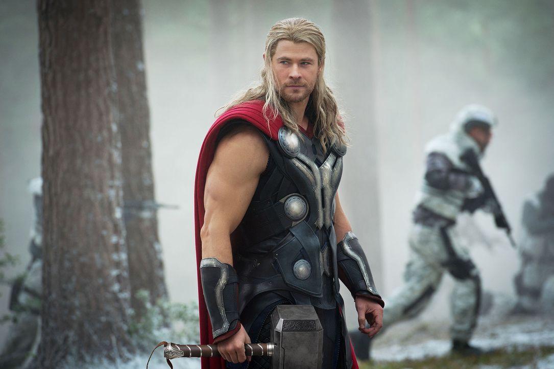 Chris-Hemsworth-Avengers-Age-Of-Ultron-Marvel2015 - Bildquelle: Marvel 2015