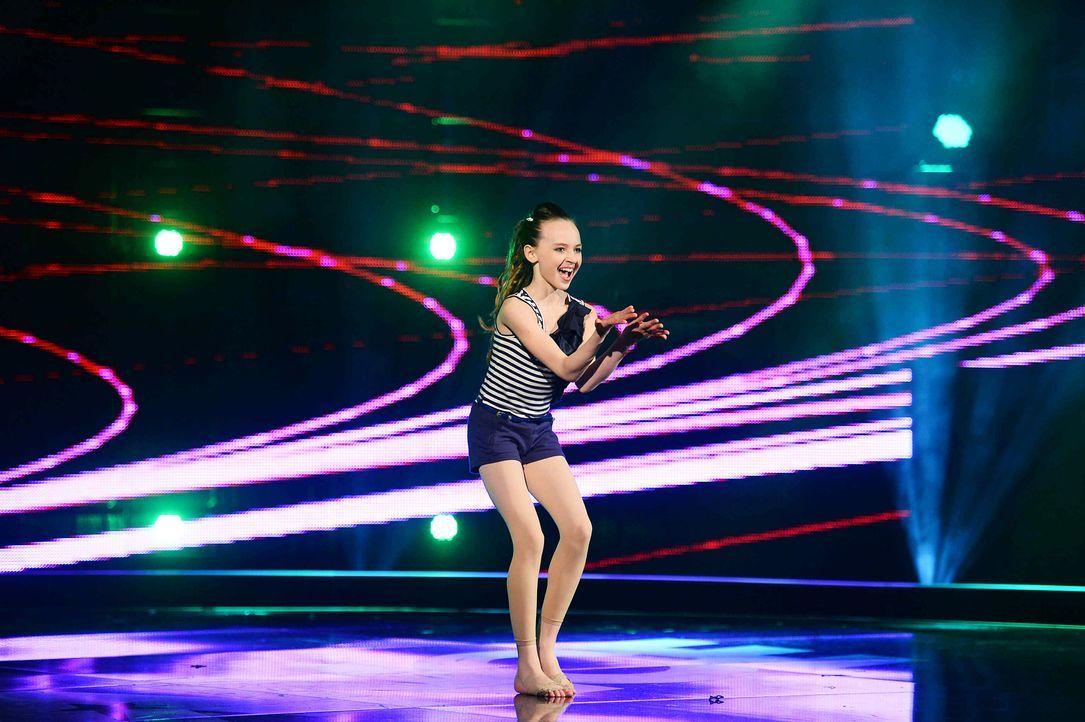 Got-To-Dance-Arianna-Adler-07-SAT1-ProSieben-Willi-Weber - Bildquelle: SAT.1/ProSieben/Willi Weber